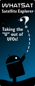 Satellite Flybys for iPhone & Android
