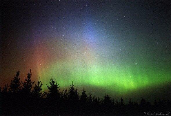 spaceweather com  september 2005 aurora gallery