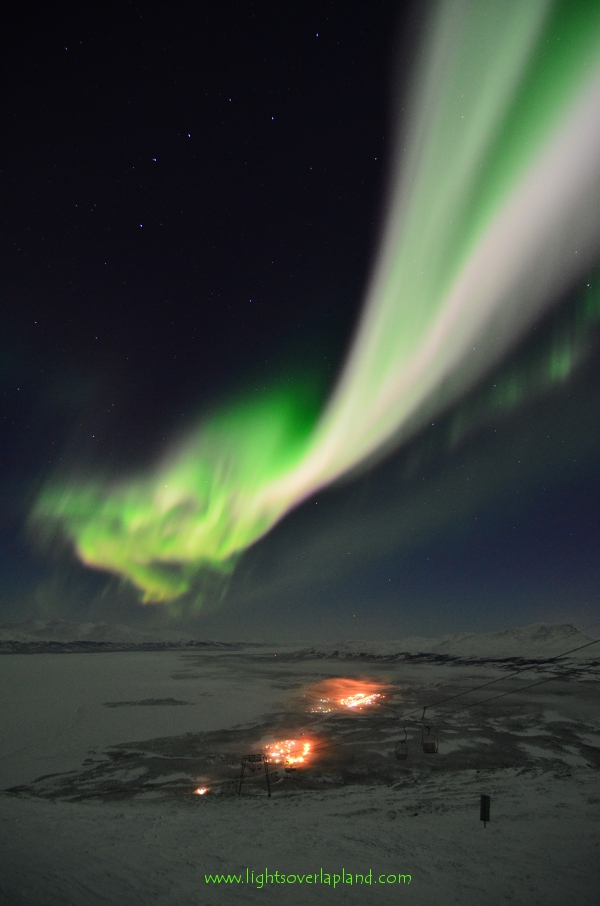 Spaceweather Com Northern Lights Photo Gallery February 2011