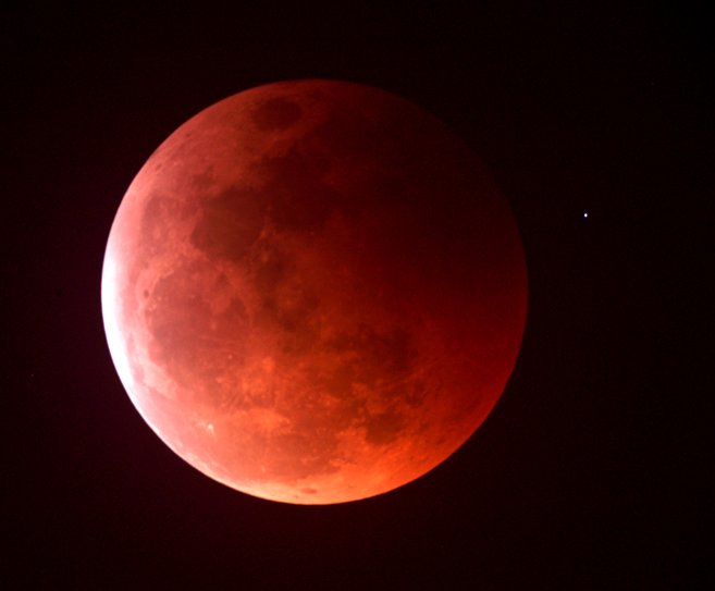 Lunar Eclipse Gallery May 15 And 16 2003