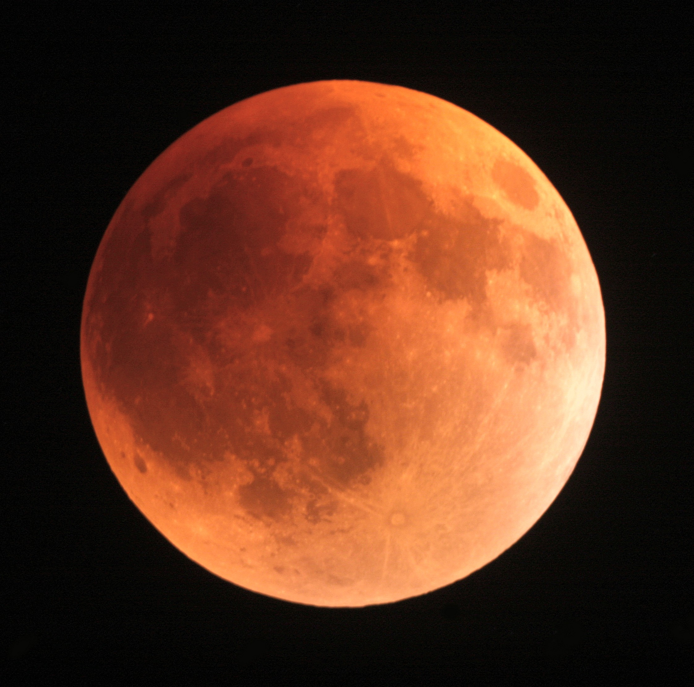 red full moon today - photo #14