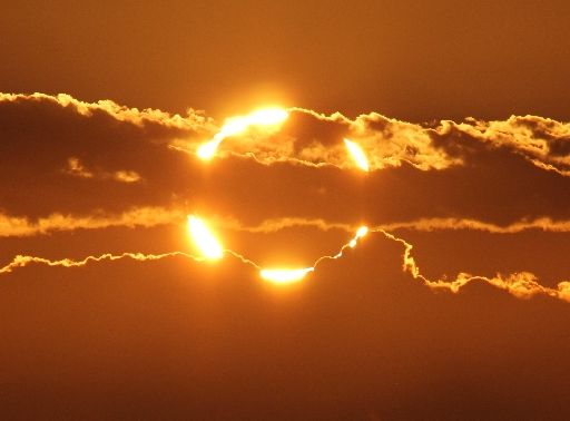 Ring Of Fire Eclipse  Live Feed