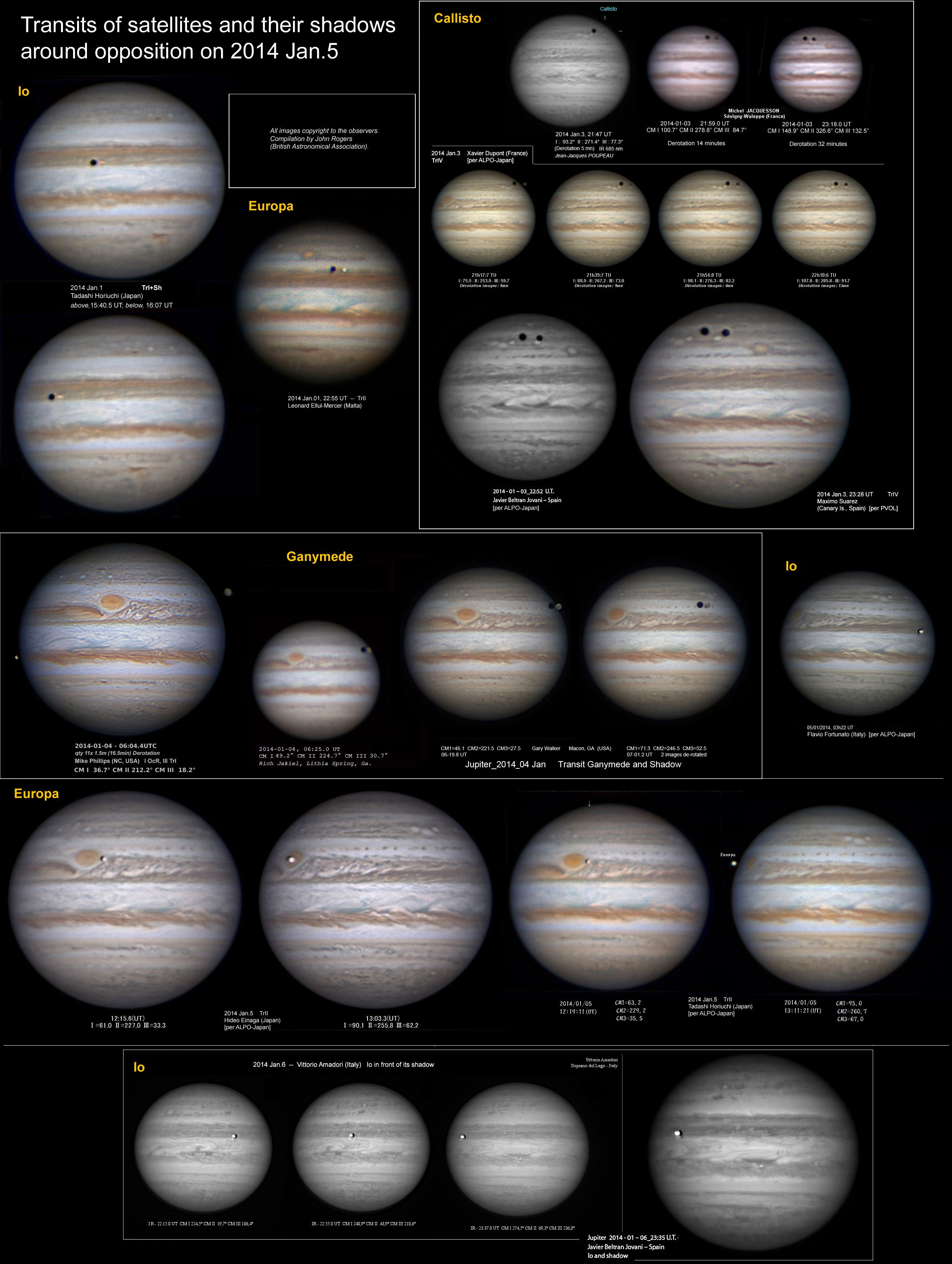 Jupiter And All Its 63 Moons jupiter 63 moons list (page 3) - pics ...