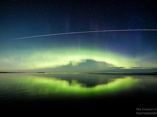 Space Weather Forecasts - ESTUDIO DEL SOL Y LA #MAGNETOSFERA , #ASTRONOMÍA - Página 10 Auroraiss_strip