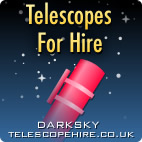 Dark Sky Telescope Hire