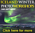 Iceland Tours Workshop