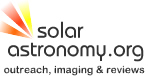 SolarAstronomy.org: outreach, imaging, and reviews
