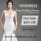 discount wedding dresses uk vividress
