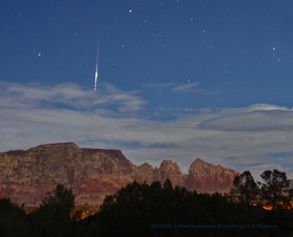 Taurid Meteor Shower: 11/05/09 - 11/12/09 Marsha-Adams1