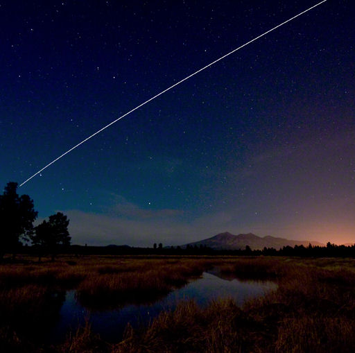 int space station fly over - photo #18